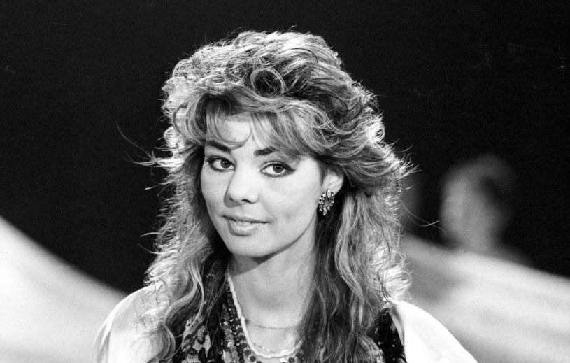 Sandra Cretu w 1985 r. /imago stock&people /East News