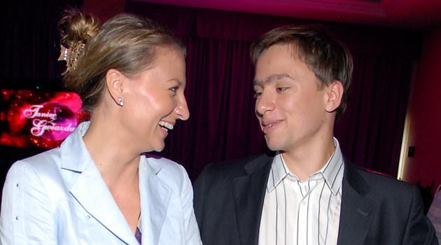Sandra i Krzysztof zadowoleni, że udało im się oszukać podatników /fot.Andrzej Szilagyi  /MWMedia