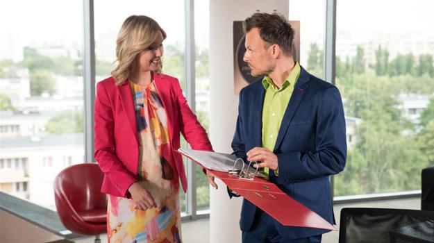 Sandra i Michał /Agencja W. Impact