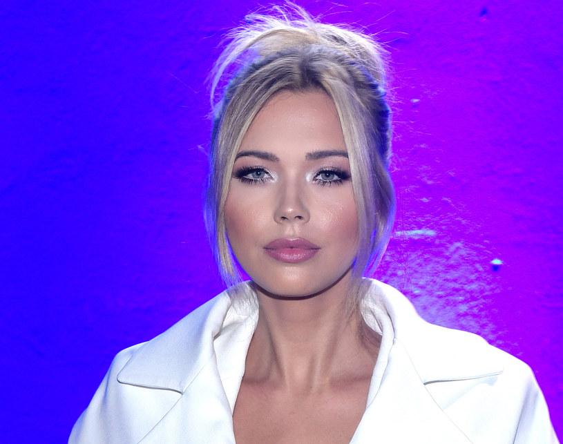 Sandra Kubacka swoją karierę w modelingu rozpoczęła w USA /MWMedia /MWMedia