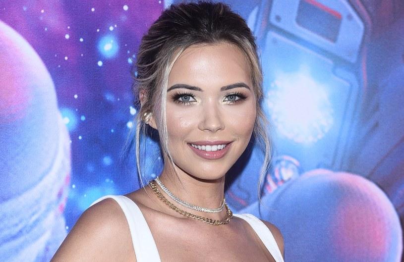"""Sandra Kubicka jest druga polską modelką, której sesję opublikował magazyn """"Treats!"""" /Andras Szilagyi /MWMedia"""
