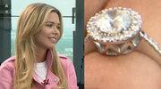 Sandra Kubicka pokazała pierścionek zaręczynowy