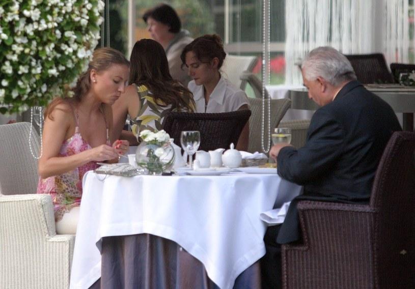 Sandra Lewandowska i Maksymiuk /- /East News
