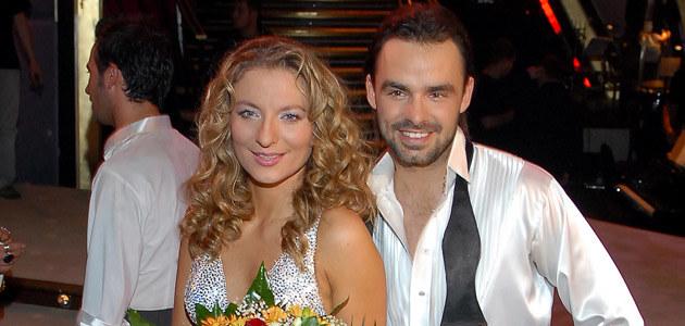 Sandra Lewandowska i Michał Skawiński, fot. Andrzej Szilagyi  /MWMedia