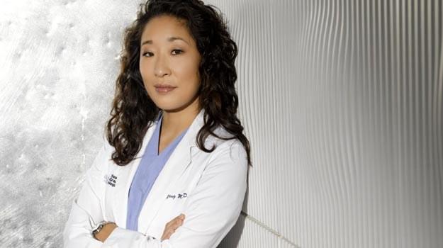 """Sandra Oh gra w """"Chirurgach"""" od początku istnienia serialu. /materiały prasowe"""