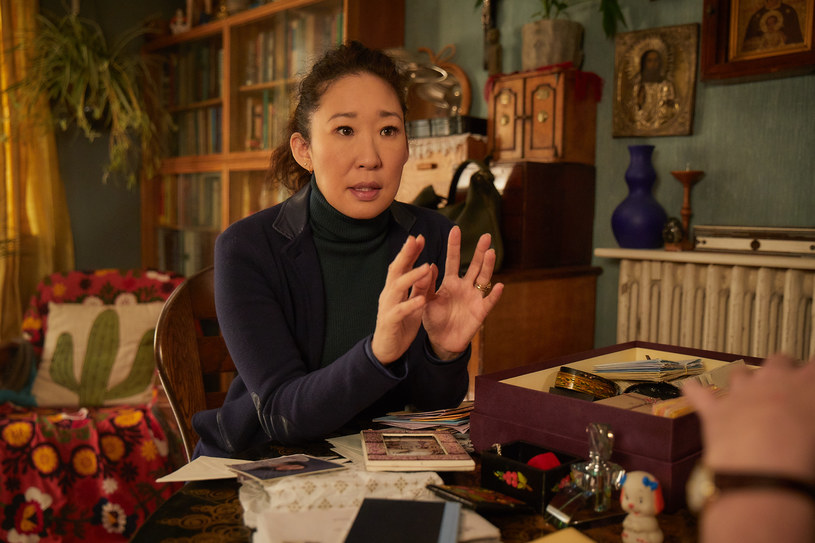 """Sandra Oh w """"Obsesji Eve"""" /HBO"""