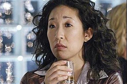 """Sandra Oh w serialu """"Chirurdzy"""" /"""