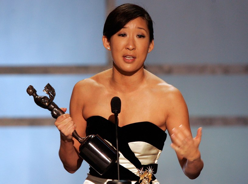 Sandra Oh /Kevin Winter /Getty Images
