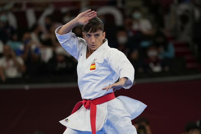 Sandra Sanchez przeszła do historii igrzysk olimpijskich /AP/Associated Press/East News /East News