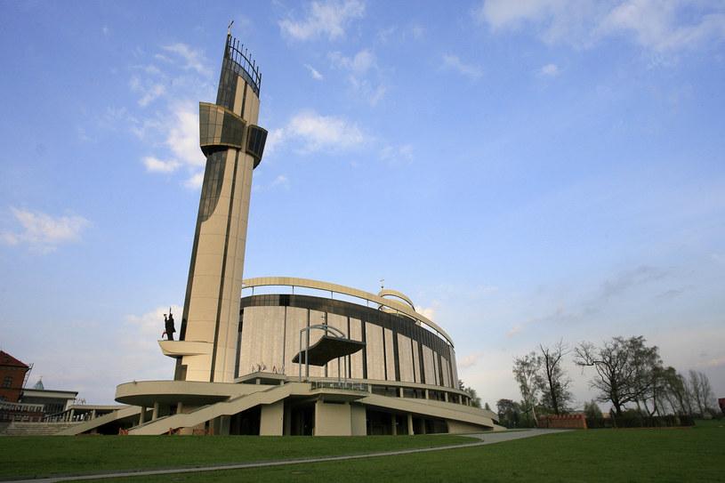 Sanktuarium Bożego Miłosierdzia w Łagiewnikach /Jan Kucharzyk /East News