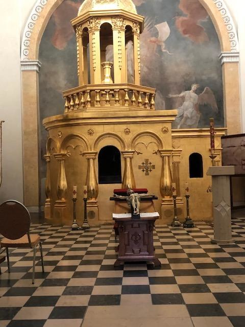 Sanktuarium Grobu Bożego pod wezwaniem Ducha Świętego w Przeworsku /Marek Balawajder /RMF FM
