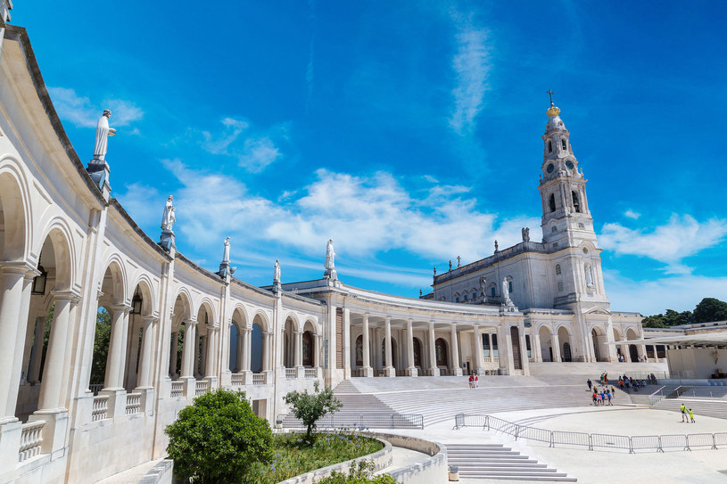 Sanktuarium w Fatimie /123RF/PICSEL