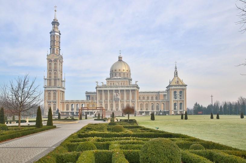 Sanktuarium w Licheniu Starym /Tomasz Kawka /East News