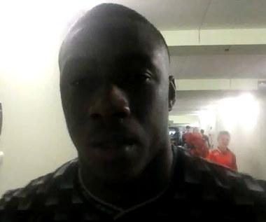 Sanogo: Jest duże rozczarowanie. Wideo