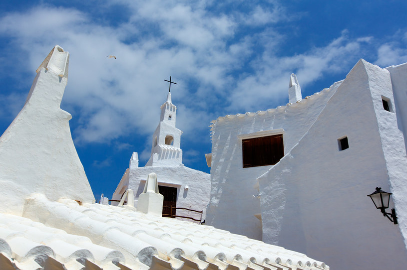 Sant Lluís, Minorka, Baleary /123RF/PICSEL