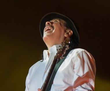 Santana na Festiwalu Legend Rocka - 4 lipca 2015 r.