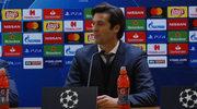 Santiago Solari po meczu AS Roma - Real Madryt (0-2) w Lidze Mistrzów. Wideo