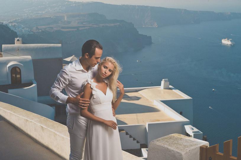 Santorini - wyspa zakochanych /123RF/PICSEL