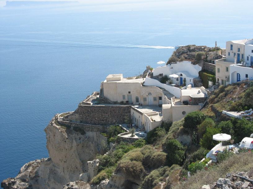 Santorini /mim /INTERIA.PL