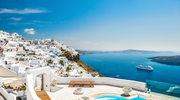 Santoryn. Symbol greckich wakacji