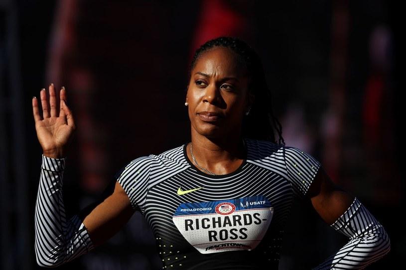 Sanya Richards-Ross /AFP