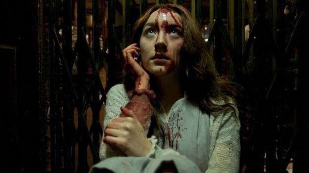 """Saoirse Ronan w filmie """"Byzantium"""" /materiały dystrybutora"""