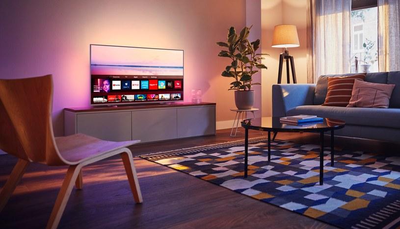 Saphi - platforma smart TV stworzona dla Philips TV /materiały prasowe