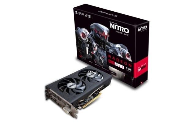 Sapphire Radeon RX 460 /INTERIA.PL/informacje prasowe