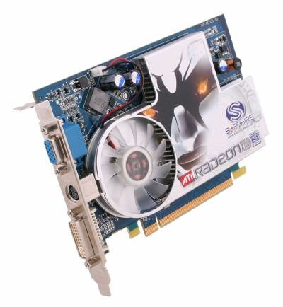 Sapphire Radeon X1600Pro /materiały prasowe