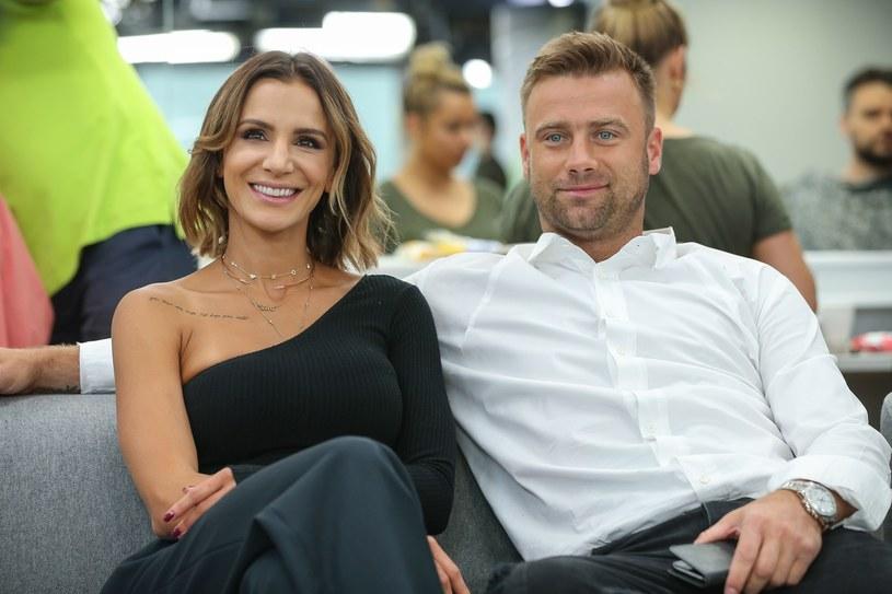 Sara i Artur Borucowie /Kamil Piklikiewicz /East News