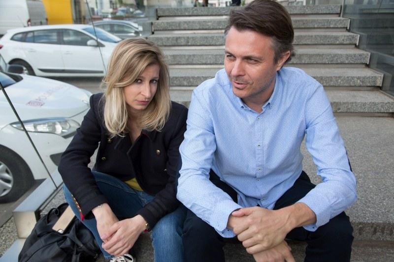 Sara i Piotr /Agencja W. Impact