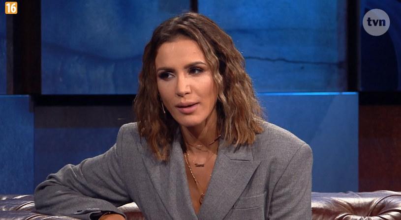 Sara Mannei-Boruc /TVN