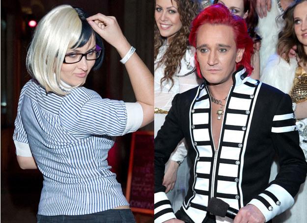 Sara May i Michał Wiśniewski / fot.J. Antoniak, P. Wrzecion /MWMedia