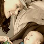 Sara May pokazała syna