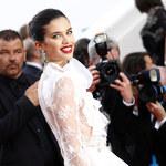 Sara Sampaio w przezroczystej kreacji w Cannes!