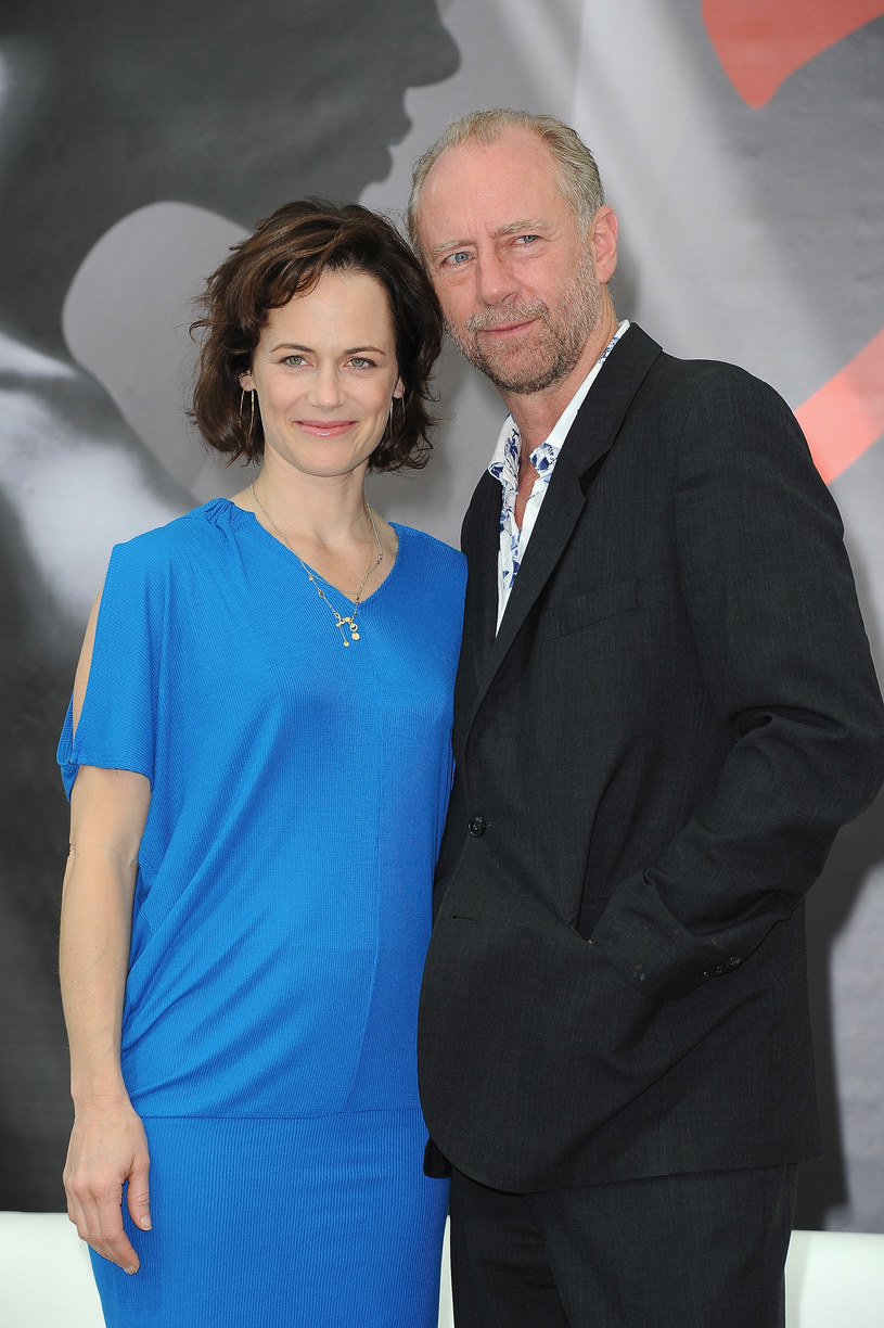 Sarah Clarke i Xander Berkeley /Pascal Le Segretain /Getty Images