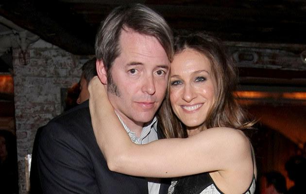 Sarah Jessica Parker i Matthew Broderick, fot. Michael Loccisano  /Getty Images/Flash Press Media