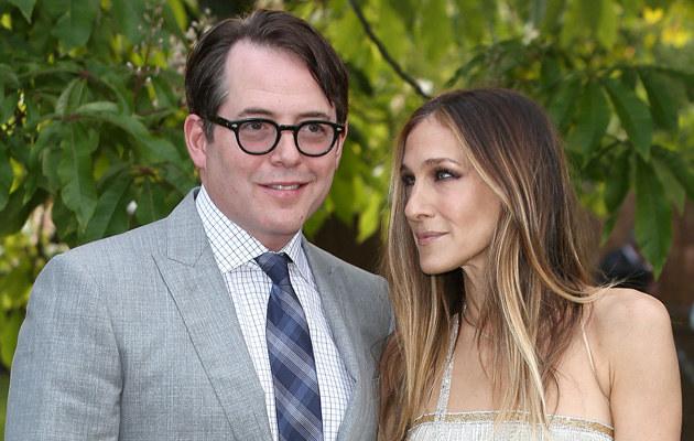 Sarah Jessica Parker i Matthew Broderick są bliscy rozstania /Tim P. Withby /Getty Images