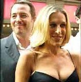 Sarah Jessica Parker i Matthew Broderick /INTERIA.PL