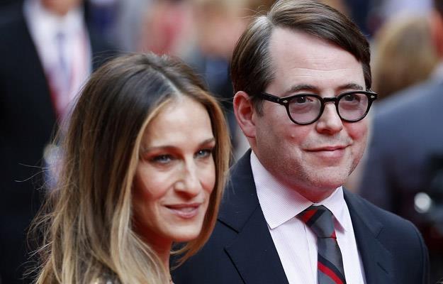 Sarah Jessica Parker i Matthew Broderick /AFP