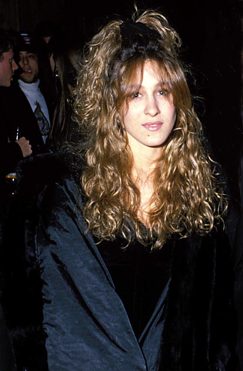 Sarah Jessica Parker w latach 90. /Jeff Kravitz/FilmMagic /Getty Images