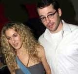 Sarah Jessica Parker z mężem /INTERIA.PL
