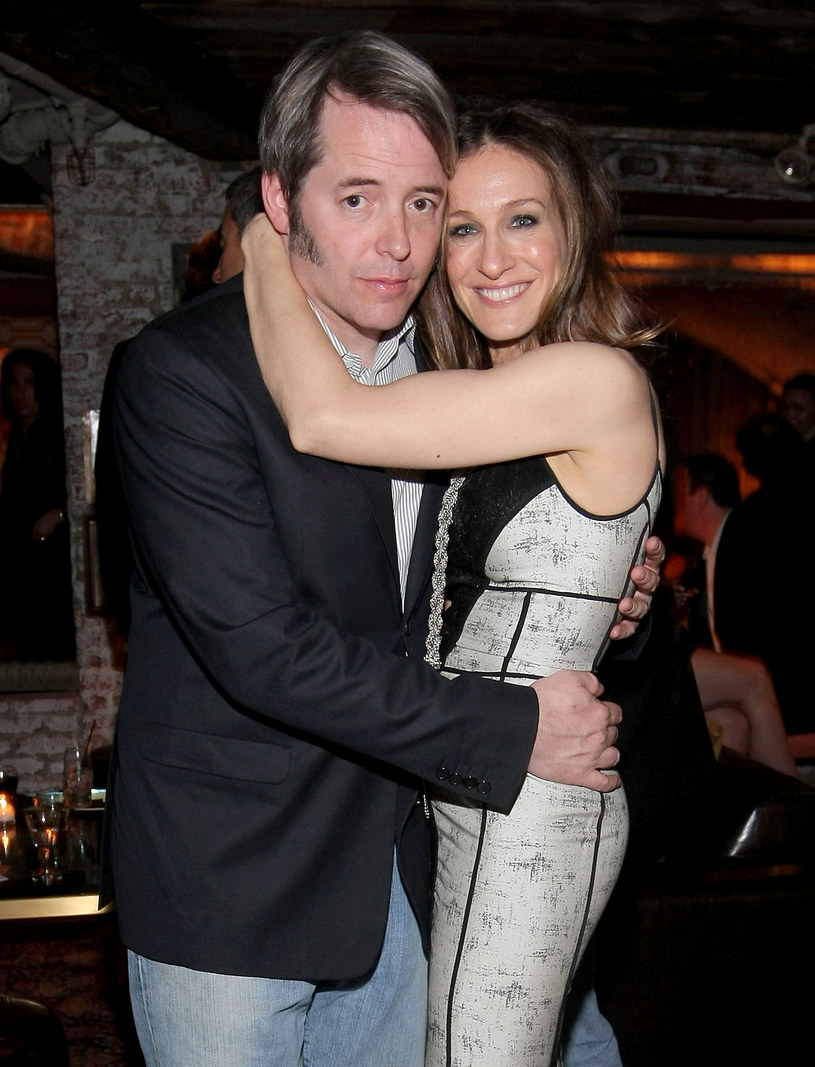 Sarah Jessica Parker z mężem /Michael Loccisano /Getty Images
