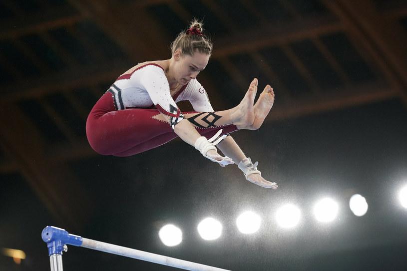 Sarah Voss podczas tegorocznych Igrzysk Olimpijskich w Tokio /East News