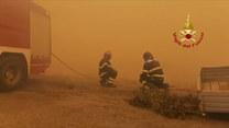 Sardynia płonie. Zniszczone lasy, gaje oliwne i domy