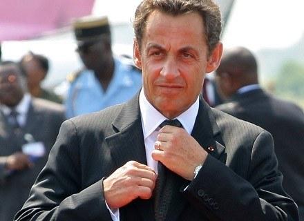 Sarkozy jest najlepiej ubierającym się politykiem świata... /AFP