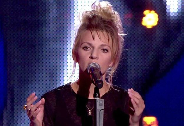 "Sarsa Markiewicz na castingu do ""The Voice Of Poland"" /"