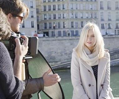 Sasha kręci w Paryżu