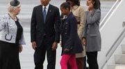Sasha Obama w butach za 89 dolarów