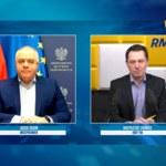 Sasin: Rząd nie będzie wyręczał prezydenta Majchrowskiego w organizacji igrzysk
